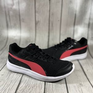 Puma Escaper Pro Black Pink Unisex Running Shoes